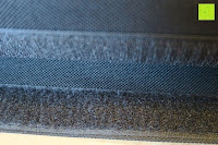 Klettverschluss: Nackenschutz für Hantelstange / Schutzpolster für Langhantelstange / Hals-, Schulter, Nackenpolster TF-BSP1002