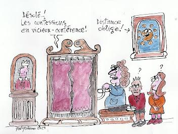 EN MARCHE FORCÉE / <br>«ABUS SEXUELS DANS L'ÉGLISE»