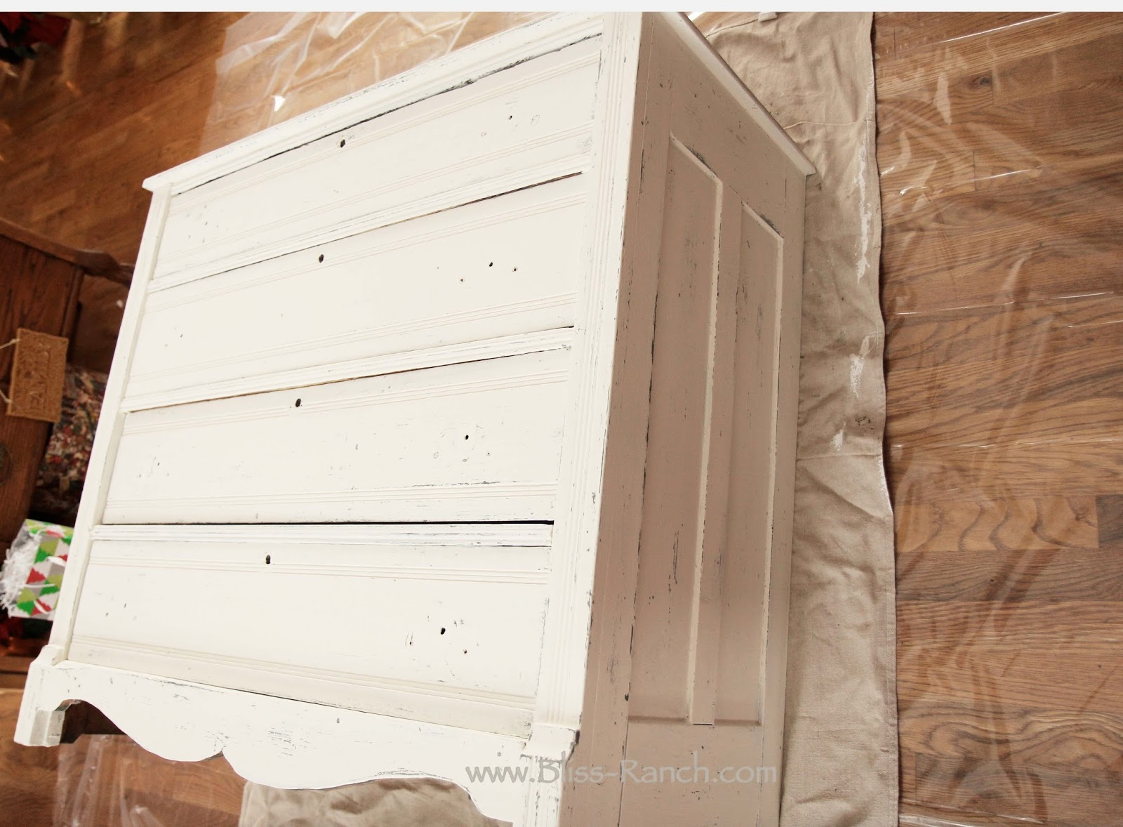 Old Dresser Bliss-Ranch.com