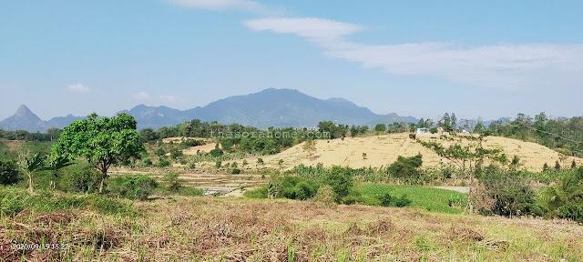 TANAH KAVLING HARMONI ALAM 4.Jual Tanah Kavling View Gunung dan Lokasi Di Pinggir Jalan Besar.Bisa di Bangun Rumah, Saung, Villa dan Kebun Produktif