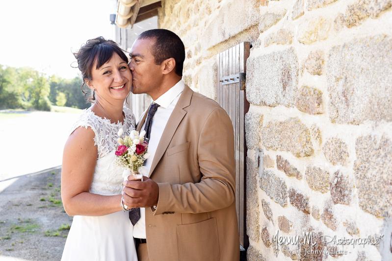 photographe mariage belleville sur vie, saligny, st denis la chevasse