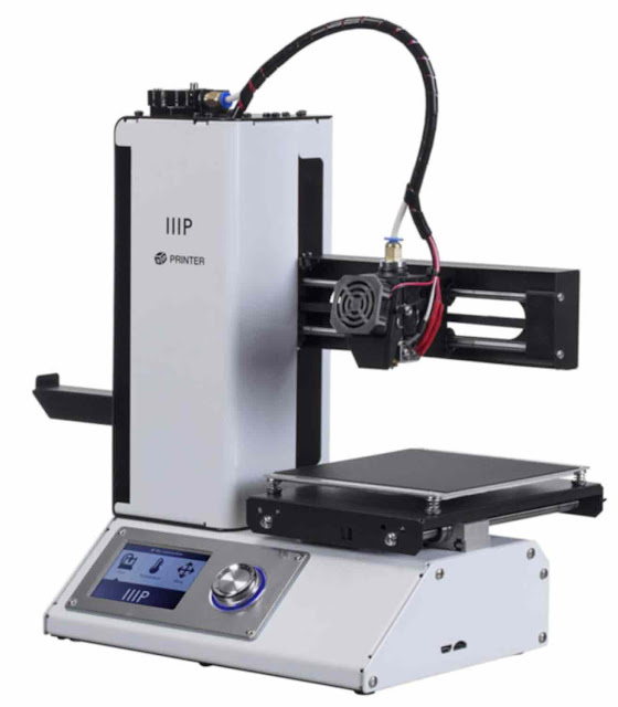Monoprice Select Mini 3D Printer - best 3D printer