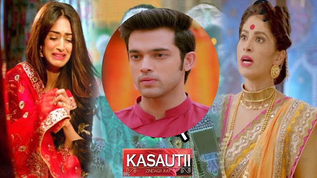 Upcoming Twist : Anurag questions Mohini prime culprit in Prerna's kidnapping in Kasautii Zindagii Kay 2