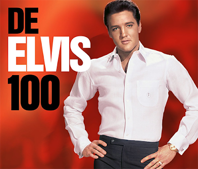 Elvis Presley – De Elvis 100 [4CD Box Set] (2019)