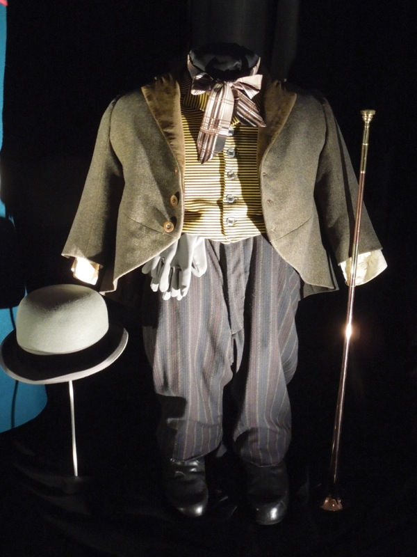 Knuck movie costume Oz Great and Powerful