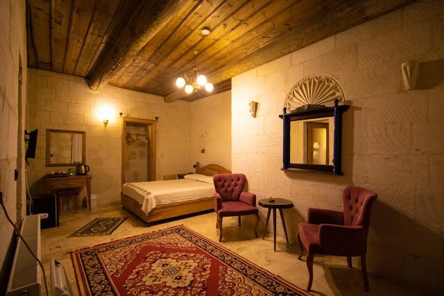 Mosaic cave hotel a Goreme-Cappadocia
