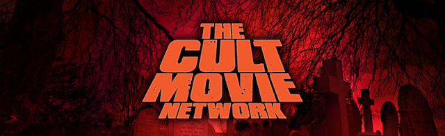 The cult movie network banner