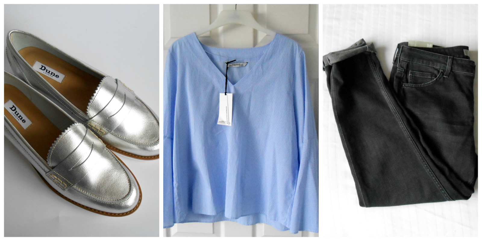 Spring Style Haul featuring Topshop, Zara and Dune London