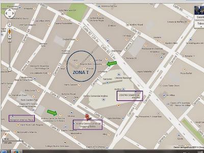 Zona T Bogota Colombia