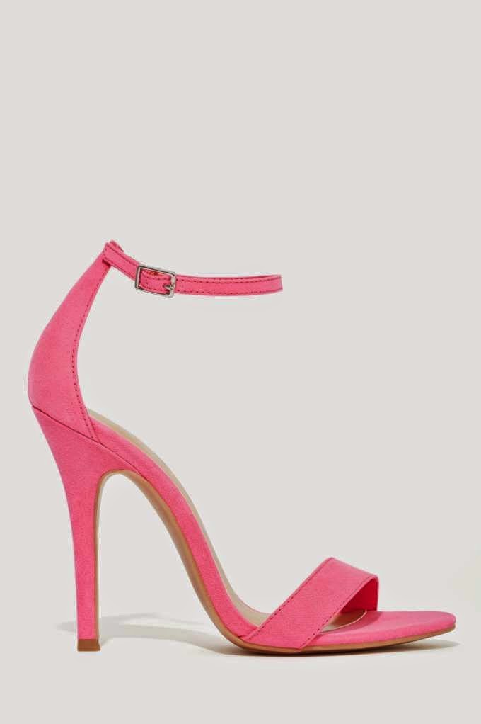 Pinterest find - Strawberry Ice Pink Heel