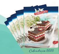 Logo Calendario Paneangeli 2020: richiedilo gratis
