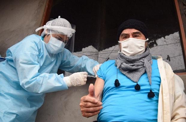 Coronavirus: hoy se inicia la vacunación de los adultos mayores en Lima