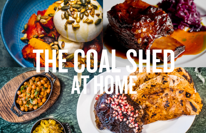 The Coal Shed at home