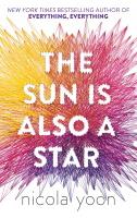 https://dreamingreadingliving.blogspot.com/2019/09/the-sun-is-also-star.html