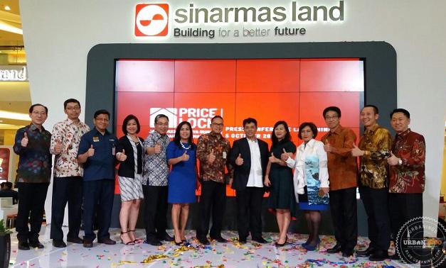 Lowongan Kerja Tenant Relation Coordinator Sinar Mas Land Tangerang