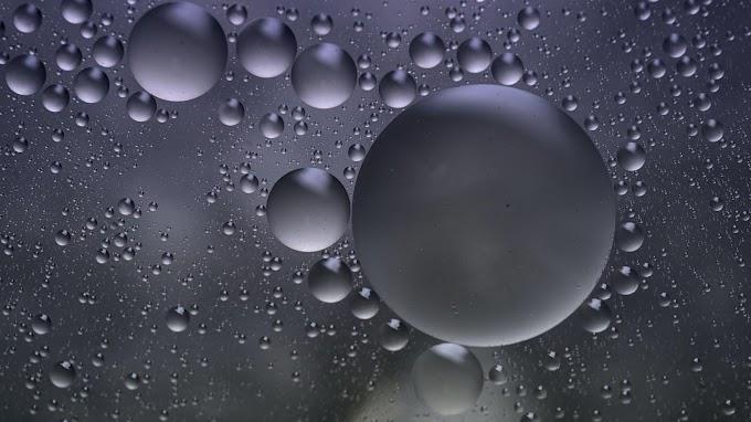 Bolhas de Água para Celular