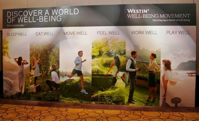 Westin, Westin Well Being Movement, Feel Well, Work Well, Move Well, Eat Well, Sleep Well, Play Well, Westin Workout, run Westin, westin kl, westin langkawi, SuperFoodsRx, jing tea, Heavenly Spa, heavenly bed,