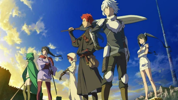 DanMachi II (Is It Wrong to Try to Pick Up Girls in a Dungeon? II)