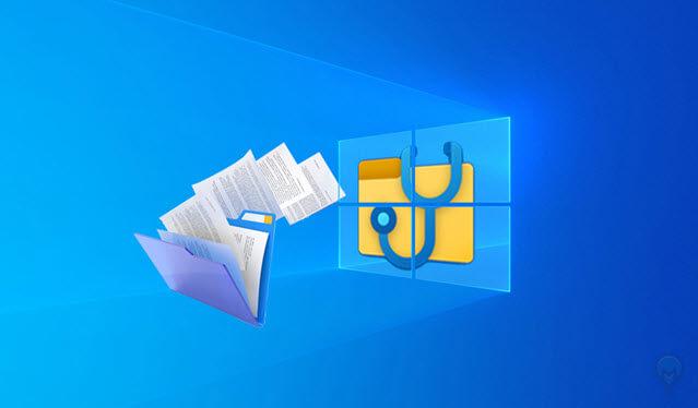 كيف تعمل ادوات استعاده الملفات؟
