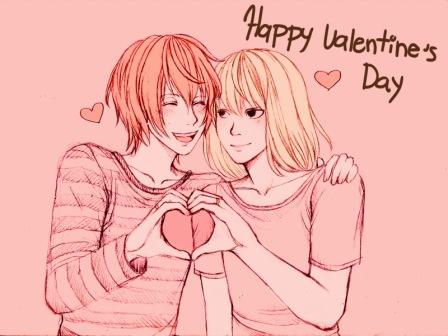 Gambar Kekasih Valentine