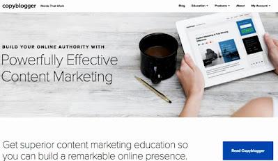 Copyblogger Blogging Tips Blog