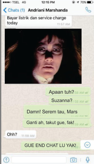 8 Meme 'Marshanda & Egi John' di Whatsapp Ini Bikin Ngakak Parah