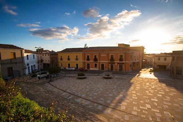 Santadi-Piazza Guglielmo Marconi