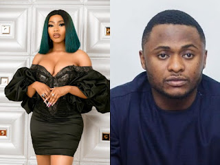 Mercy Eke Unfollows Ubi Franklin On IG After He Slammed Her For Calling Her Fans LAZY People