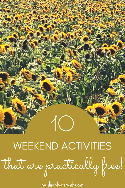 free weekend activities to do at home