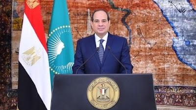 السيسي: مصر هتكبر كل ما هنستحمل