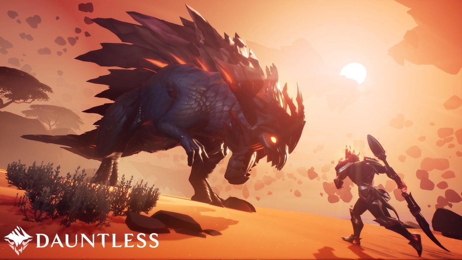 # 20 - Dauntless
