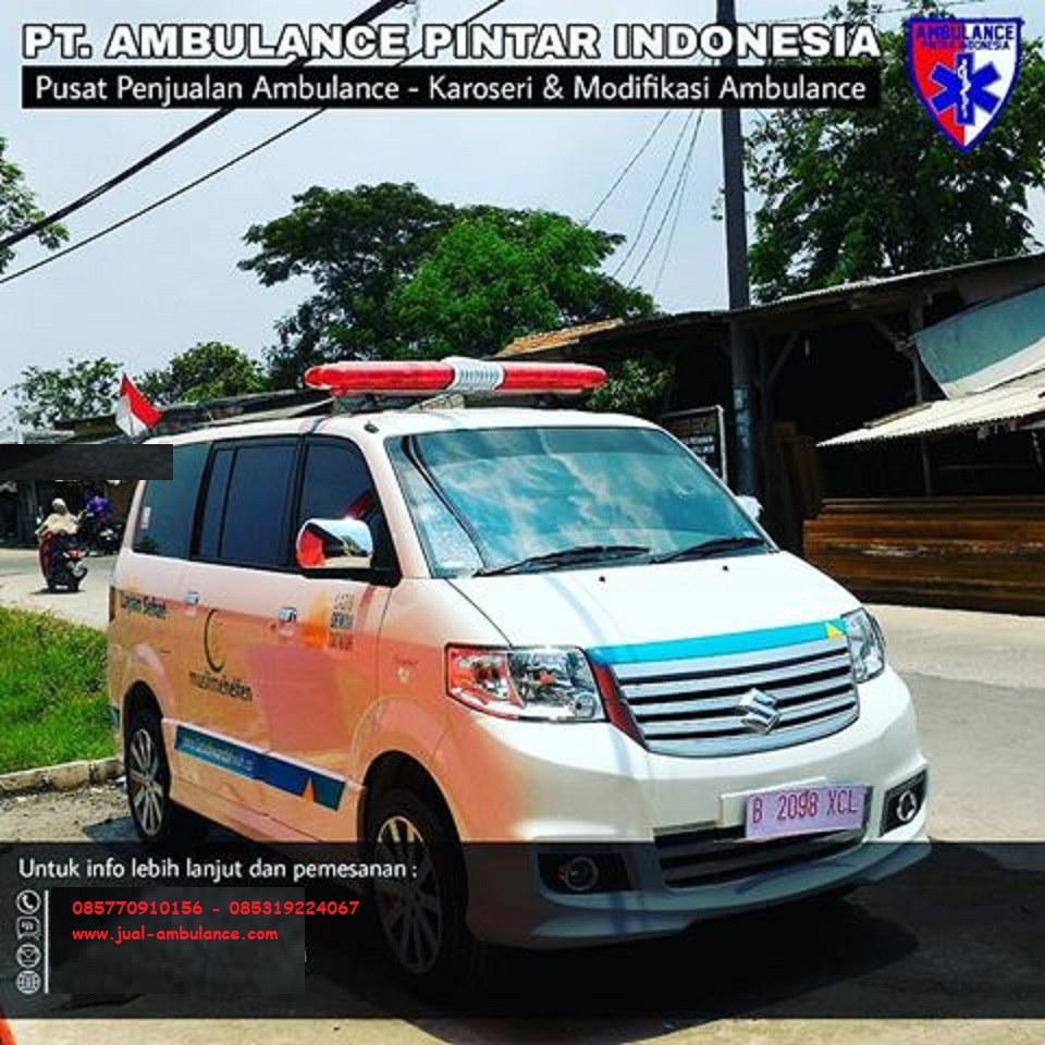 Tersedia Beragam Ambulance