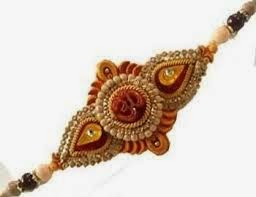 Aura of thoughts - Rakhi