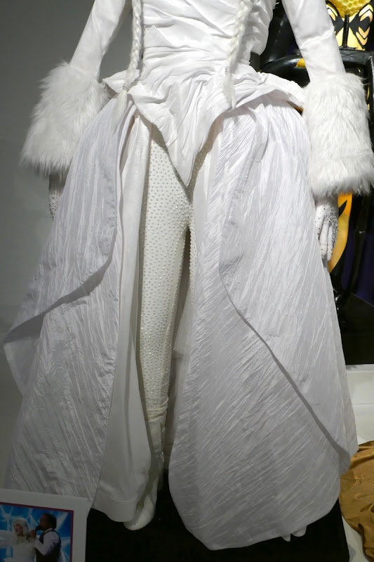Masked Singer Unicorn costume detail