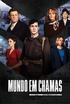 Mundo em Chamas 1ª Temporada Torrent - WEB-DL 720p Dual Áudio