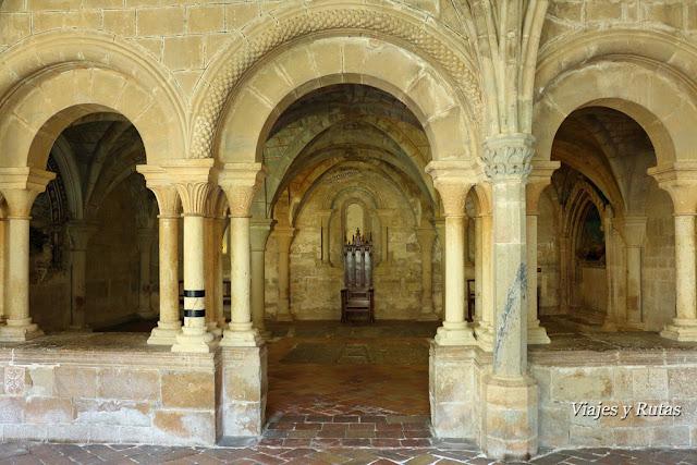 Sala Capitular del Monasterio de Veruela