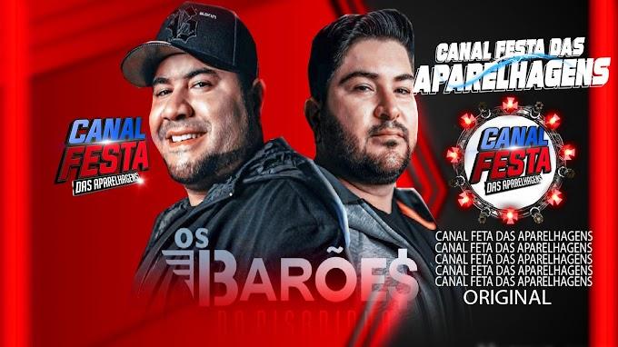 CD NOVO Os Barões da Pisadinha OFICIAL JULHO 2021