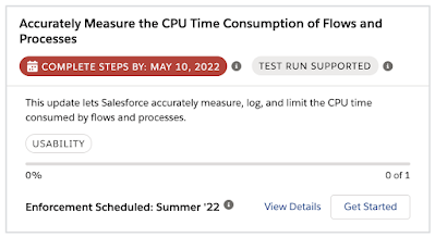 Salesforce Flows, Triggers and CPU - One. More. Time.