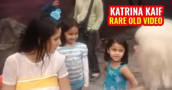 katrina kaif rare old video bollywood actress