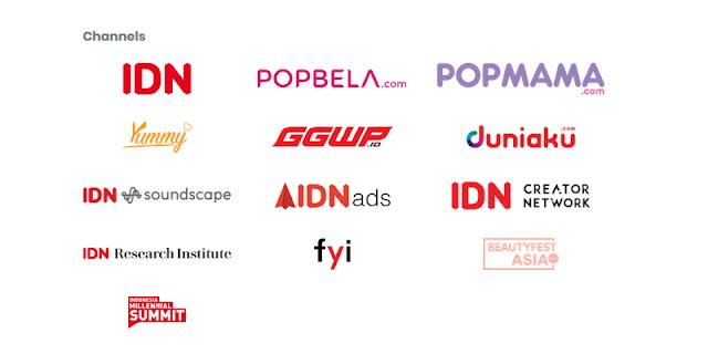 idn media channel