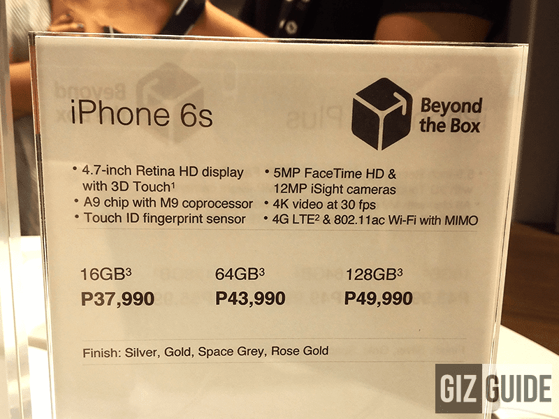 Beyond The Box Draws Massive Crowd During The Midnight iPhone 6s Philippines Launch!