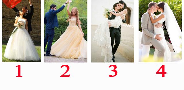 Выберите пару и узнайте какая у вас с любимым будет совместная судьба