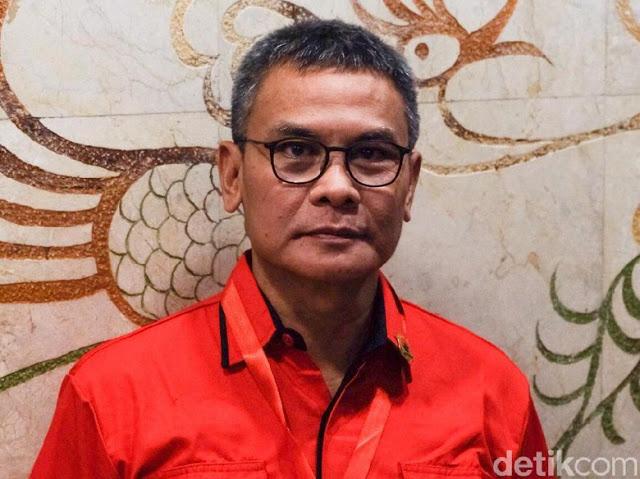Johan Budi Mundur dari Jubir Timses Jokowi-Ma'ruf