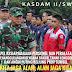 KASDAM II/SRIWIJAYA HADIRI APEL KESIAPSIAGAAN GABUNGAN TNI-POLRI DAN UNSUR TERKAIT LAINNYA ANTISIPASI BENCANA ALAM DI WILAYAH SUMSEL