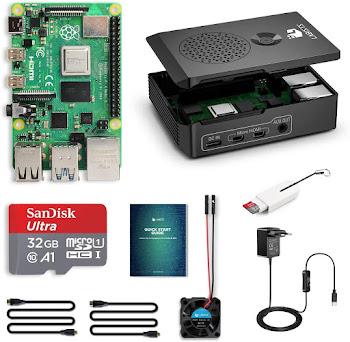 LABISTS Raspberry Pi 4 Model B Kit