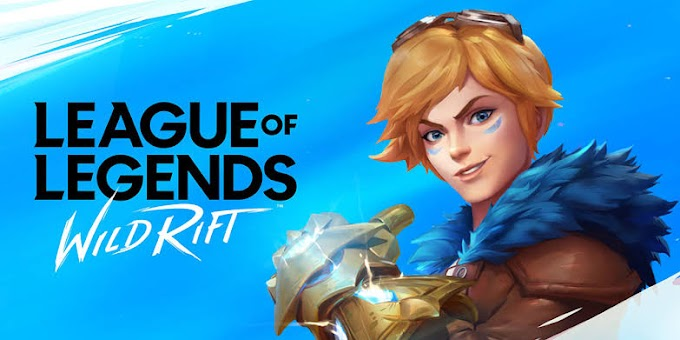 League of Legends: Wild Rift Apk - Mobil LOL