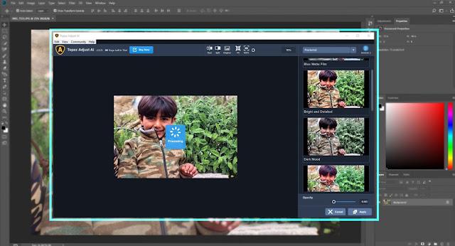 تحميل فلتر توباز Topaz Labs مفعل كامل ومجانا