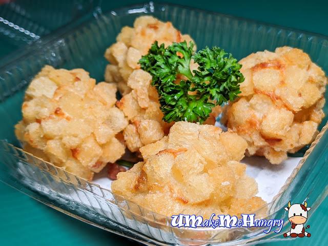 Shrimp Crouton