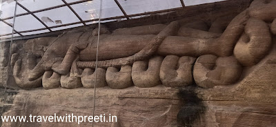 उदयगिरि की गुफाएं विदिशा - Udayagiri Caves Vidisha