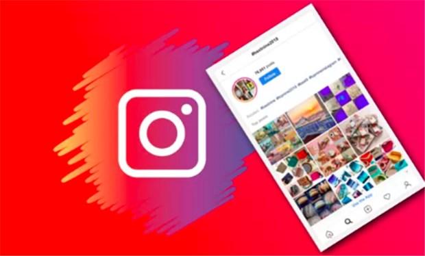 Cara Bikin Top 9 Instagram